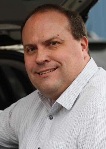 Shawn Mattsen, Personal Auto Shopper, Portland Area Territory